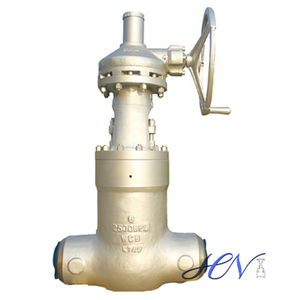 High Pressure Cast Steel PSB Wedge Gas Gate Valve