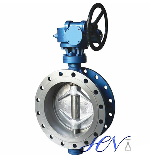 metal seated butterfly valve