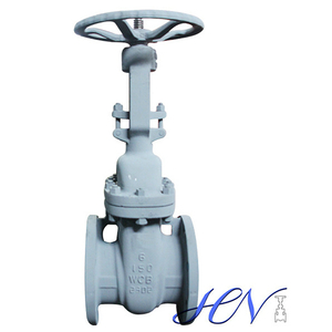 Cast Steel Flanged Bolted Bonnet Flexible Wedge Gate Valve