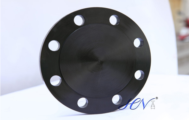 Blind Flange 8h Black