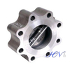 Lug Type Spring Loaded Lift Stainless Steel Dual Plate Check Valve