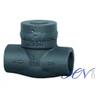 Welding Bonnet Disc Forged Steel Carbon Steel Gas Lift Check Valve