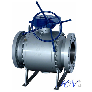 Fire Safe Full Port Forged Trunnion Ball Valve
