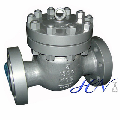 Inline High Pressure Carbon Steel Swing Check Valve