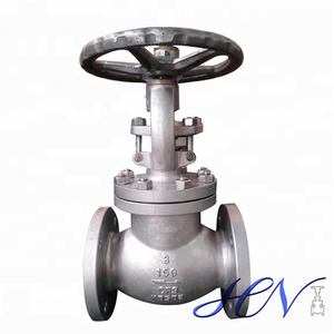 Non Return Flanged Manual Stainless Steel Globe Valve