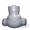 Hot Water Heater High Pressure Butt Welding Power Plant Swing Check Valve