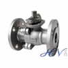 Water Tank Manual Cast Steel Flanged Floating Ball Valve