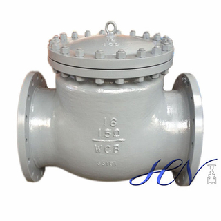 Low Pressure Flanged Backflow Water Industrial Swing Check Valve
