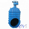 Non-rising Stem Soft Sealing Flanged Cast Iron Water Gate Valve