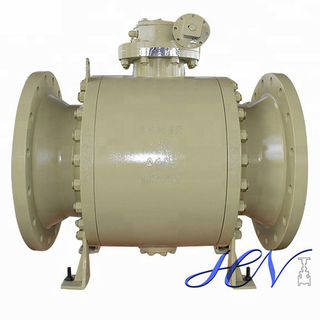 Reduced Bore Forged Side Entry Trunnion Mounted Ball Valve