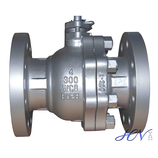 What is the difference between trunnion mounted and floating ball valve