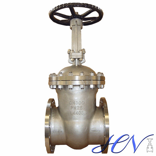 DIN Stainless Steel Flanged Gas Flexible Wedge Gate Valve