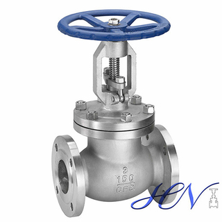 BS 1873 Stainless Steel Flanged Manual Globe Valve