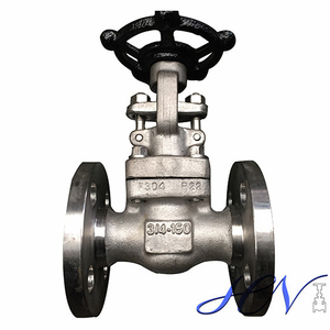 Principles of selecting gate valve and globe valve